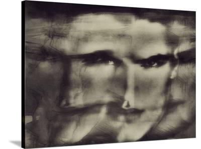 Beginnings (shadows)-Dalibor Davidovic-Stretched Canvas Print
