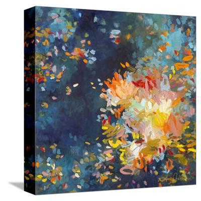 Beginnings-Amy Donaldson-Stretched Canvas Print