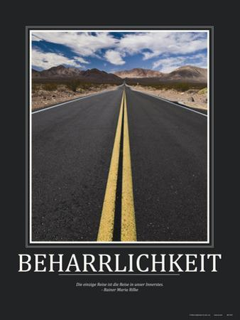 Beharrlichkeit (German Translation)