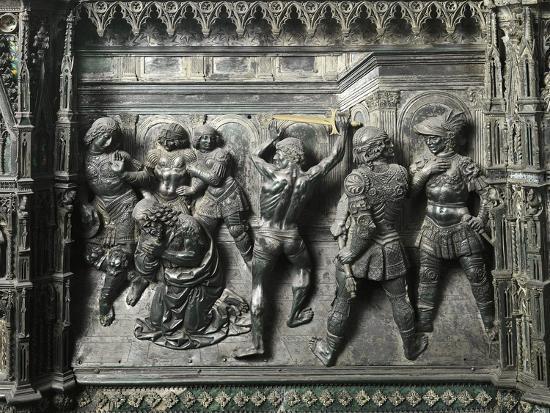 Beheading of John Baptist--Giclee Print