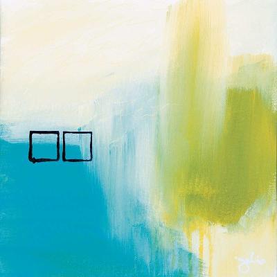 Behind Blue Eyes-Julie Hawkins-Art Print