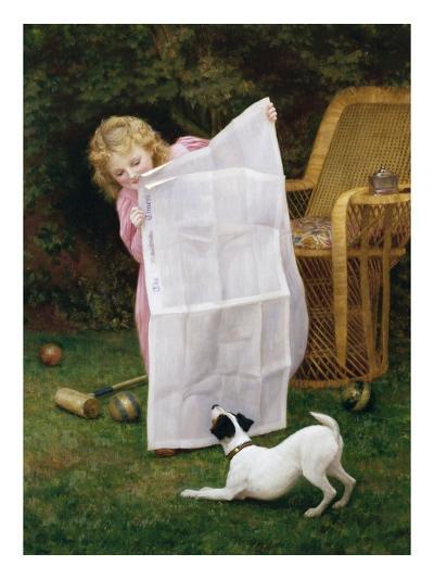 Behind the Times-William Henry Gore-Giclee Print