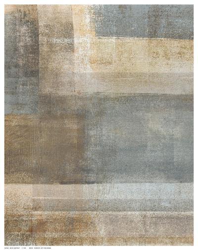 Beige Abstract-C^ Tice-Art Print