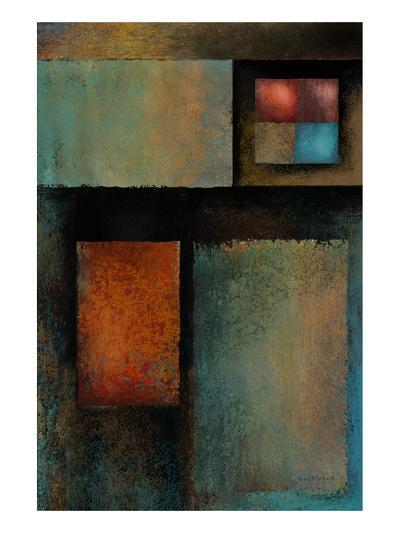 Beige Planet-Rick Novak-Art Print