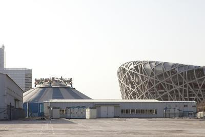Beijing National Stadium, Beijing, China--Photographic Print