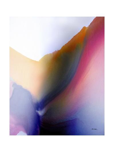 Being 02a-Bassmi Ibrahim-Art Print