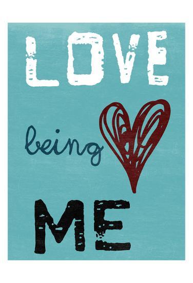 Being Me-Sheldon Lewis-Art Print