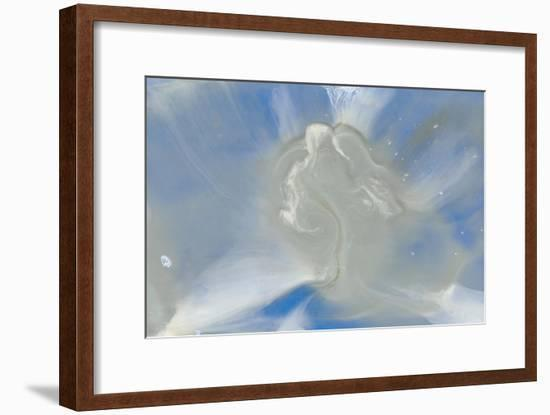 Being One I-Lila Bramma-Framed Art Print