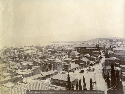 Beirut, Lebanon, Late 19th or Early 20th Century--Giclee Print