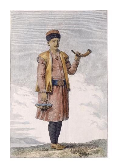 Bektaschy Voyager-Gustave Moreau-Premium Giclee Print