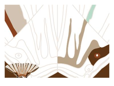 Bel Reef-Belen Mena-Giclee Print