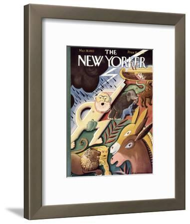 The New Yorker Cover - March 26, 1932
