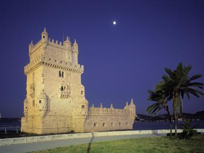 Belem Tower, Lisbon, Portugal-Jon Arnold-Photographic Print