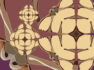 Flying Hibiscus Drops by Belen Mena
