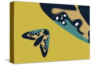 Map Flutters by Belen Mena
