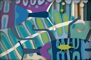 Selvática, Insecto Color by Belen Mena