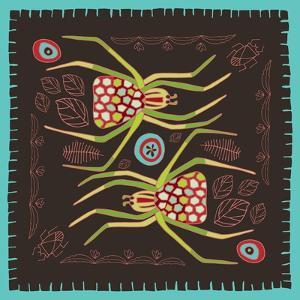 Spider, Crab Spider by Belen Mena