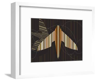 Striped Paper Planes