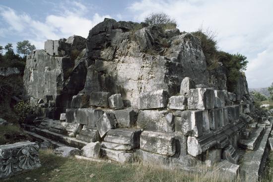 Belevi Mausoleum, 3rd Century Bc, Turkey--Photographic Print