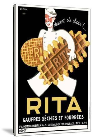 Belgium Rita Waffle Bisquit