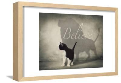Believe #1-J Hovenstine Studios-Framed Poster