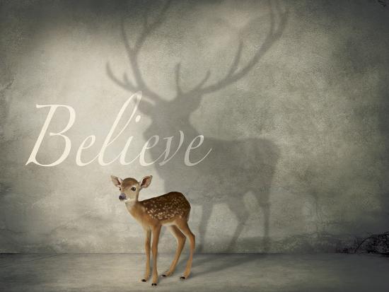 Believe #3-J Hovenstine Studios-Giclee Print