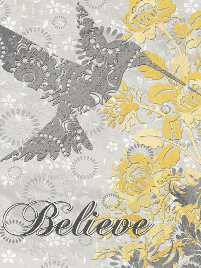 Believe Bird-Piper Ballantyne-Art Print