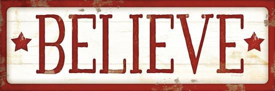 Believe Christmas-Jennifer Pugh-Premium Giclee Print