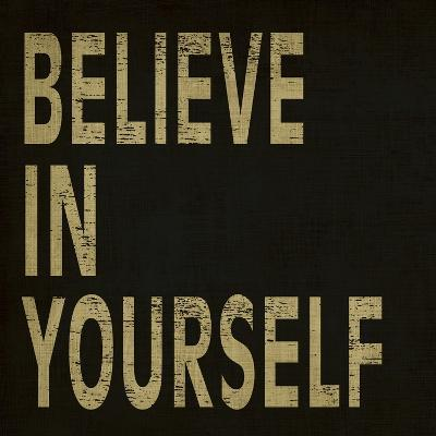 Believe in Yourself-N^ Harbick-Art Print