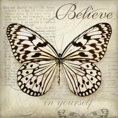 Believe in Yourself-Amy Melious-Art Print