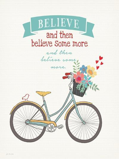 Believe Some More-Jo Moulton-Art Print