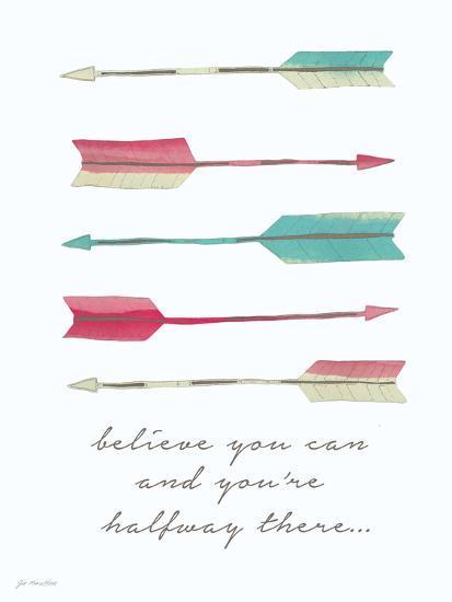 Believe You Can-Jo Moulton-Art Print