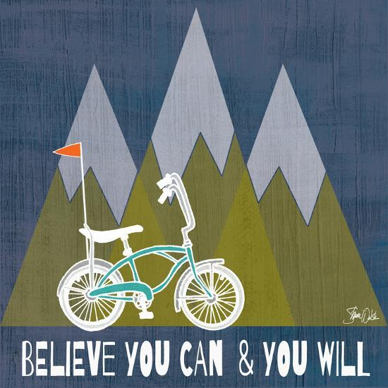Believe You Can-Shanni Welch-Premium Giclee Print