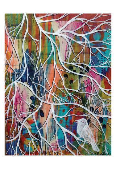 Believe Your Own Wings-Pam Varacek-Art Print