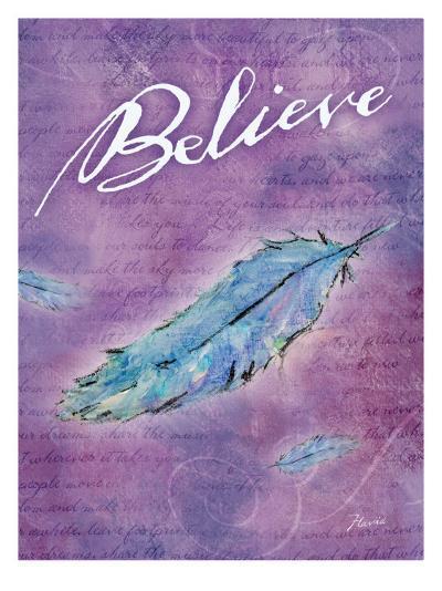 Believe-Flavia Weedn-Giclee Print