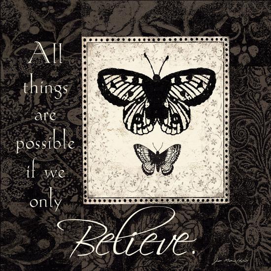 Believe-Jo Moulton-Art Print