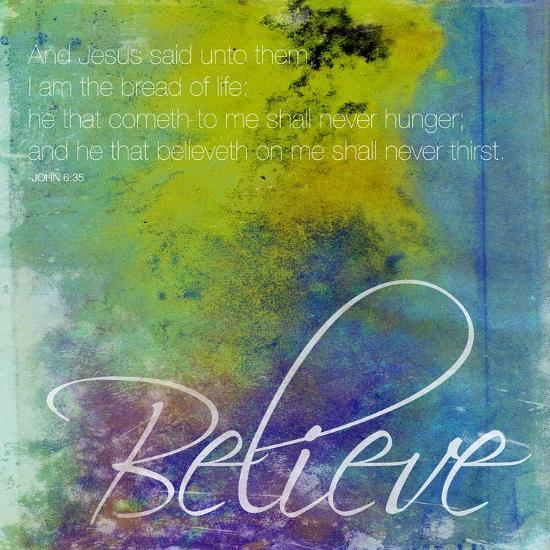 Believe-Jace Grey-Art Print