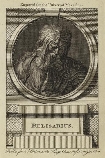 Belisarius--Giclee Print