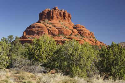 Bell Rock, Sedona, Arizona, Usa-Rainer Mirau-Photographic Print