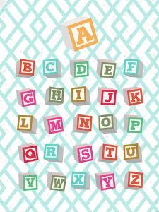 Alphabet Blocks by Bella Dos Santos