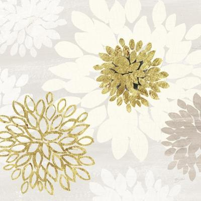 Gilded Aesthetic Bloom by Bella Dos Santos