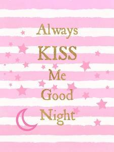 Kiss Me Good Night by Bella Dos Santos