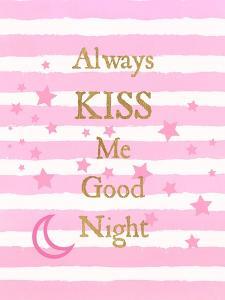 Kiss Me Good Night by Bella Dos Santos
