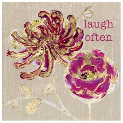 Laugh Often by Bella Dos Santos