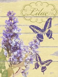 Lilac Garden by Bella Dos Santos