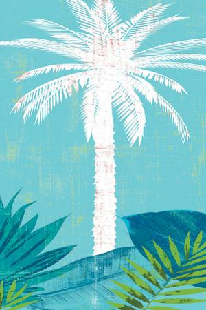 Palm Tree Paradise 1 by Bella Dos Santos