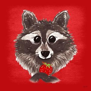 Raccoon by Bella Dos Santos