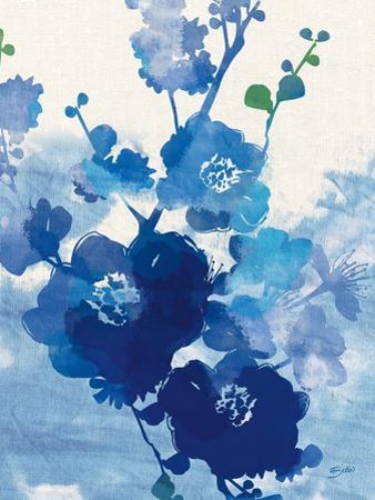 Stream of Blues 1 by Bella Dos Santos