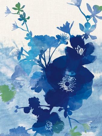 Stream of Blues 2 by Bella Dos Santos
