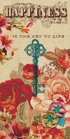 The Key to Life by Bella Dos Santos
